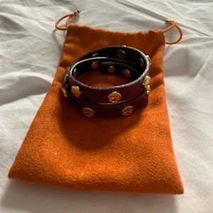 Tory Burch Wrap-Around Bracelet
